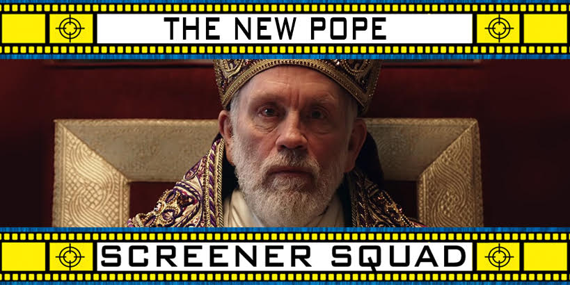 The New Pope TV show review