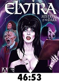 Elvira: Mistress of the Dark Blu-Ray Review