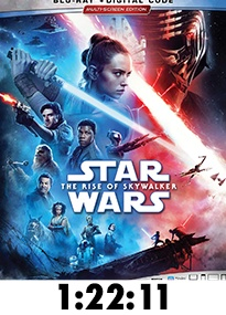 Star Wars: The Rise of Skywalker Blu-Ray Review