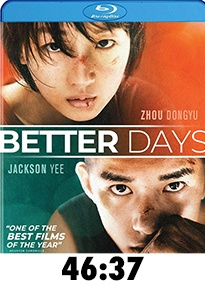 Better Days Blu-Ray Review