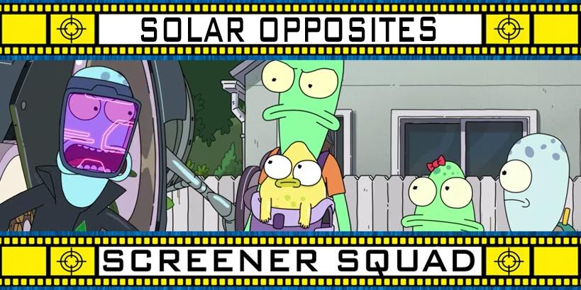 Solar Opposites Season 1 Review