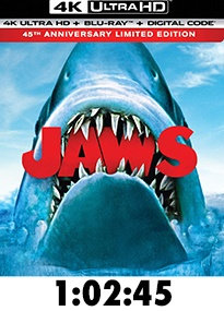 Jaws 4k Review