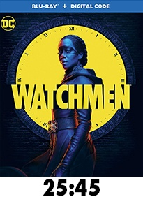 Watchmen Miniseries Blu-Ray Review