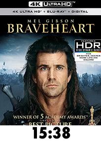 Braveheart 4k Review