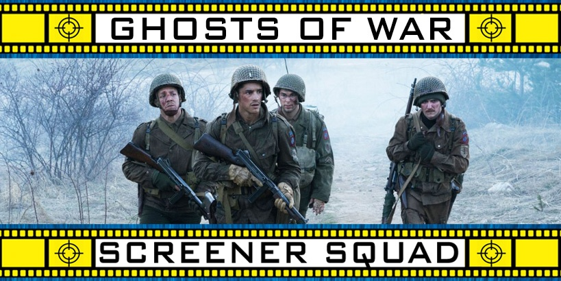 Ghosts of War Movie Review