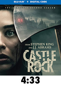 Castle Rock Season 2 Blu-Ray Review