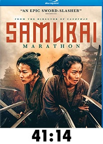 Samurai Marathon Blu-Ray Review