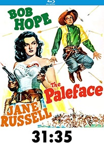 The Paleface Blu-Ray Review