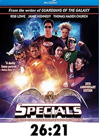 The Specials Blu-Ray Review