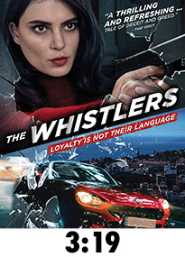 The Whistlers Blu-Ray Review