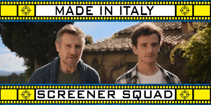 Made in Italy Movie Review
