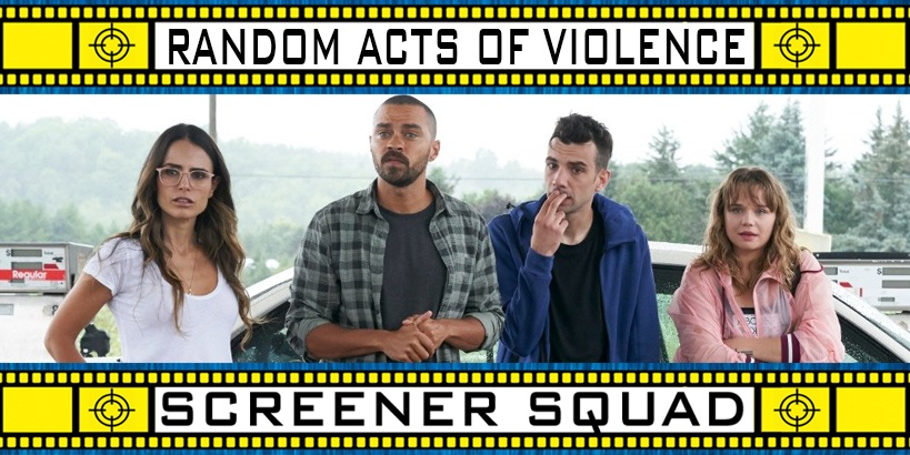 Random Acts of VIolence Movie Review