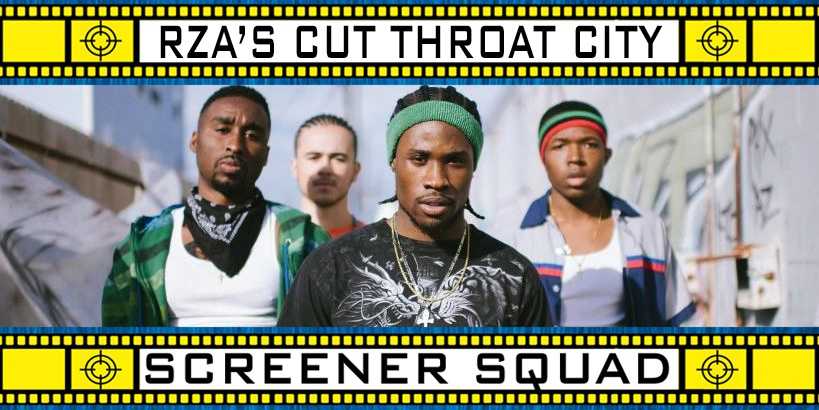 RZA's Cut Throat City Movie Review