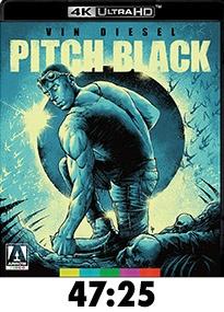 Pitch Black 4k Review