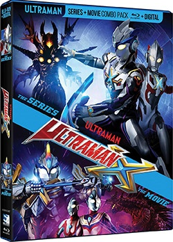 Ultraman X Review