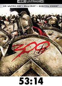 300 4k Review