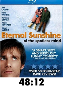 Eternal Sunshine of the Spotless Mind Blu-Ray Review