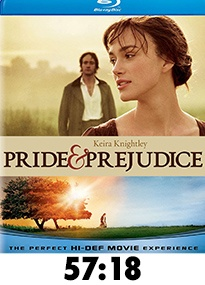 Pride & Prejudice Blu-Ray Review
