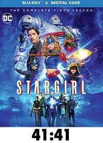 Stargirl Season 1 Blu-Ray Review