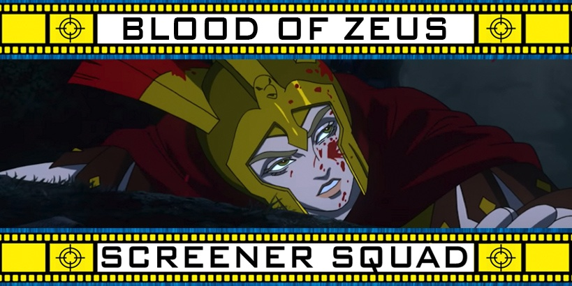 Blood of Zeus TV Series Review