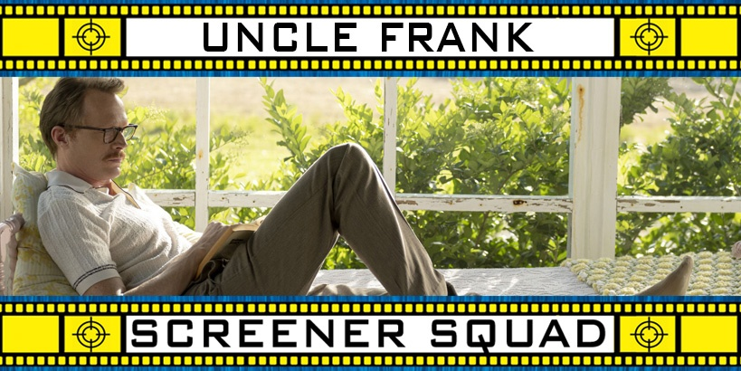 Uncle Frank Movie Review