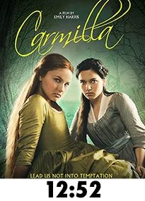 Carmilla DVD Review
