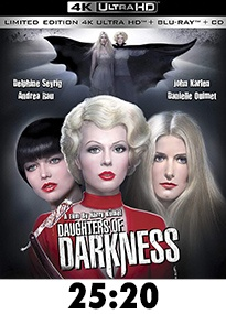 Daughters of Darkness 4k Review