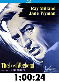 The Lost Weekend Blu-Ray Review