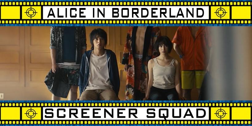 Alice in Borderland TV Series Review