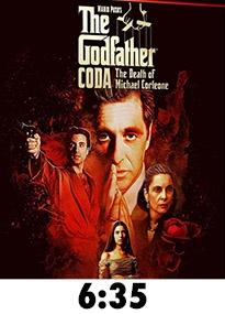 The Godfather: Coda Blu-Ray Review