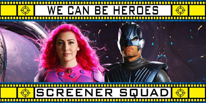 We Can Be Heroes Movie Review