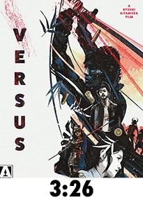 Versus Blu-Ray Review