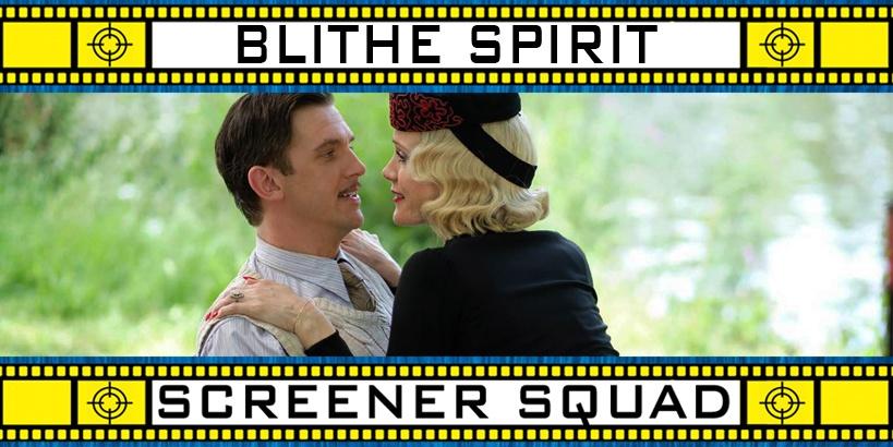 Blithe Spirit Movie Review