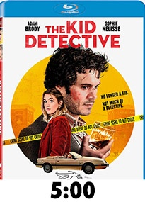The Kid Detective Blu-Ray Review