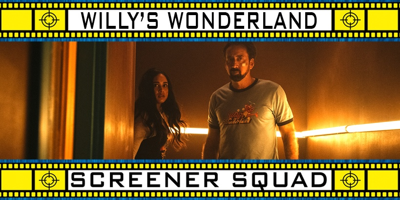 Willy's Wonderland Movie Review