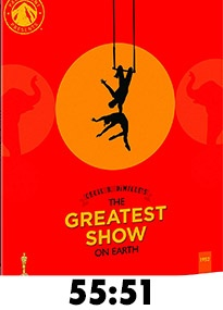 The Greatest Show on Earth Blu-Ray Review