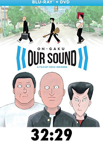 On-Gaku: Our Sound Blu-Ray Review