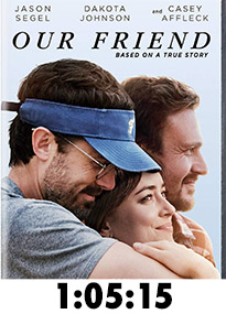 Our Friend DVD Review