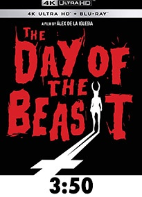 The Day of the Beast 4k Review