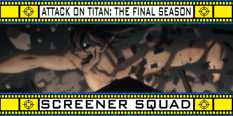 Attack on Titan - The Final Season Part 1 Review