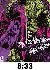 Switchblade Sisters Arrow Blu-Ray review