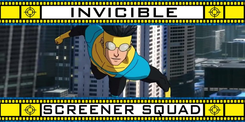 Invincible Season 1 Review