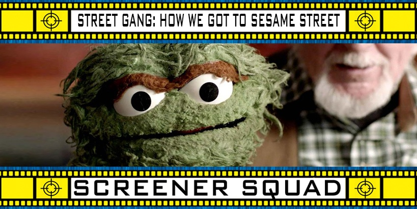 Street Gang: How We Got To Sesame Street Movie Review