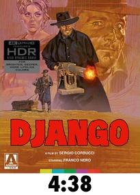 Django 4k Movie Review