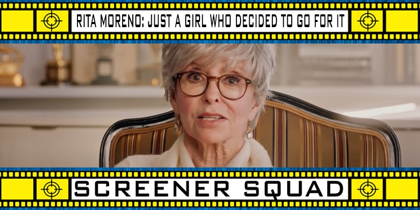 """Rita Moreno: Just a Girl Who Decided to Go For It"""" Movie Review"""