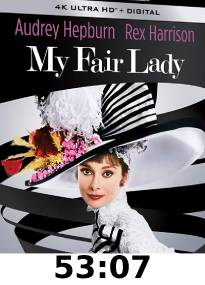 My Fair Lady 4k Review