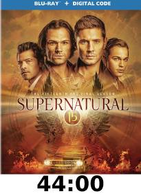Supernatural S15 Blu-Ray Review