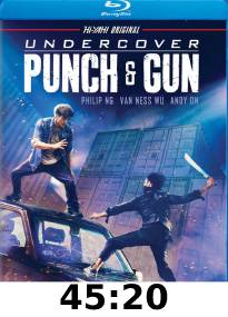 Undercover Punch & Gun Blu-Ray Review