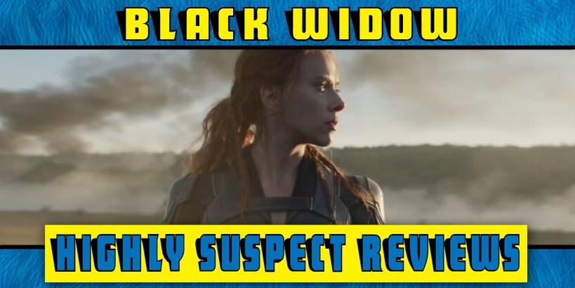 Black Widow Movie Review