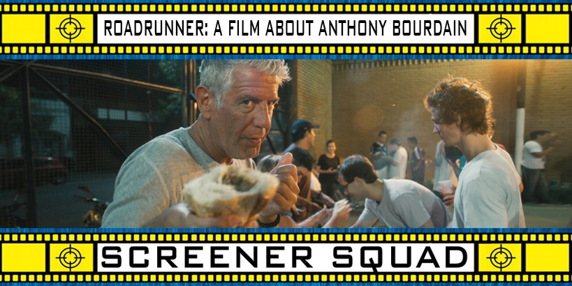 Roadrunner: A Film About Anthony Bourdain Movie Review